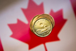 Canadian dollar strengthens to five-month high as oil climbs