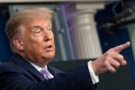 Campanha de Trump quer debate presidencial no início de setembro