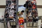 Japan's spending slump eases as economy reopens, COVID-19 clouds outlook
