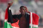 Athletics: Kenya's Kipruto tests positive for coronavirus, out of Monaco meet