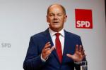 独連立与党SPD、メルケル氏後任候補にショルツ財務相指名