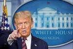 ترامب: مطالب الديمقراطيين في محادثات إعانات المتضررين من الكورونا