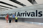 Britons rush home from France to beat new quarantine rules