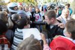Belarus police detain hundreds of protesters in Minsk