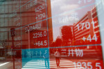 European shares fall to two-week lows as COVID-19 cases rise