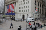 Wall Street falls on virus fears, stimulus uncertainty