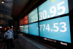 Tech lifts stocks as poor data rekindles stimulus hopes