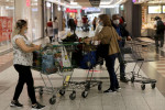German consumer morale brightens less than expected