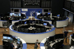 Global sell-off drives European stocks to near three-month lows