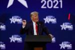 USA: Trump se présente comme l'avenir du Parti républicain