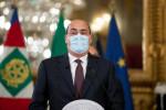 Zingaretti annuncia dimissioni da segretario Pd