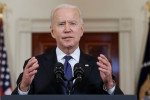 Biden says he won't let Justice Dept seize reporters' phone, email records