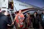 King Swati III arrives in South Africa for SADC summit