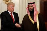 Trump Memilih Setia dengan Mohammad Bin Salman (MBS)