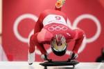 OLY-KOREA: Korea crowd goes wild as hometown hero slides to gold in men's skeleton