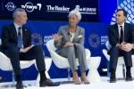Các nhà lãnh đạo tài chính nói gì về nền kinh tế hiện nay?
