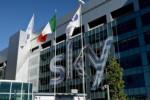 Aprono in Italia i negozi Sky