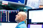Rood Wall Street voelt angst voor recessie