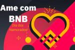 Binance anuncia promoção de dia dos namorados