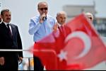 Erdogan: Tak Seorang Pun Bisa Mengubah Turki