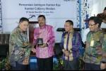 Gubernur Sumut Resmikan Kantor Kedua Bank Mantap di Medan