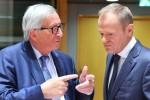 Juncker craint une réaction