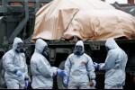 Khawatir Paparan Racun, Inggris Wajibkan Ratusan Orang Cuci Pakaian