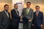Muamalat Teken MoU Remitansi dengan Al Rajhi Bank Malaysia
