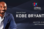 NBA Legend, Kobe Bryant, to Attend niTROn Summit 2019 as Special Guest
