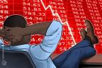 Bitcoin Falls Towards $3,550 as Top Cryptos See Moderate to Major Losses