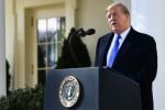 """En décrétant l'""""urgence nationale"""", Trump s'expose à une féroce bataille judiciaire"""