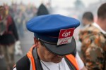 Macron passe jeudi son premier test social d'envergure