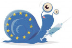 欧盟疫苗推广进度滞后,成员国寻求第三方援助,欧元继续遭看空