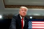 Lewat Twiter, Trump Akhiri Bantuan Untuk Suriah