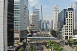 PDB Indonesia Tahun Ini Diproyeksikan Cuma Tumbuh 3,9%