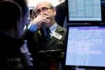 Aandelenbeurzen Wall Street op verlies