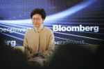Hong Kong Chief Warns of Collateral Damage Risk From Trade War
