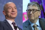 Gates Joins Bezos as the?Only Two Members of the $100 Billion Club
