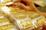 Vàng trong nước giảm 30,000 đồng/lượng