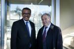 WHOテドロス事務局長 米トランプ大統領の「中国寄り」発言に反発