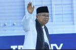 Bakal Dilantik, Kondisi Maruf Amin Segar Bugar