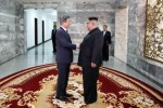 Kim Jong-un wil top met Trump door laten gaan