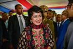 Nữ tổng thống duy nhất châu Phi 'chết' vì thẻ tín dụng nước ngoài