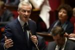 Déficit: Le Maire appelle Rome à