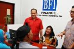 BRI Berikan Fasilitas Kredit Rp1 Triliun ke BFI Finance