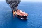 Dầu tăng hơn 2% sau thông tin về vụ tấn công tàu chở dầu ở gần eo biển Hormuz