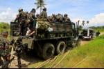 Tentara Filipina Bentrok Dengan Militan Pro ISIS
