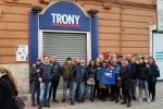 Fallimento società marchio Trony,sit-in