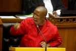 Malema accuses Ramaphosa of bluffing about land expropriation