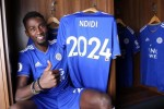 SOCCER-LEICESTER: Nigerian Wilfred Ndidi signs six-year deal with Leicester